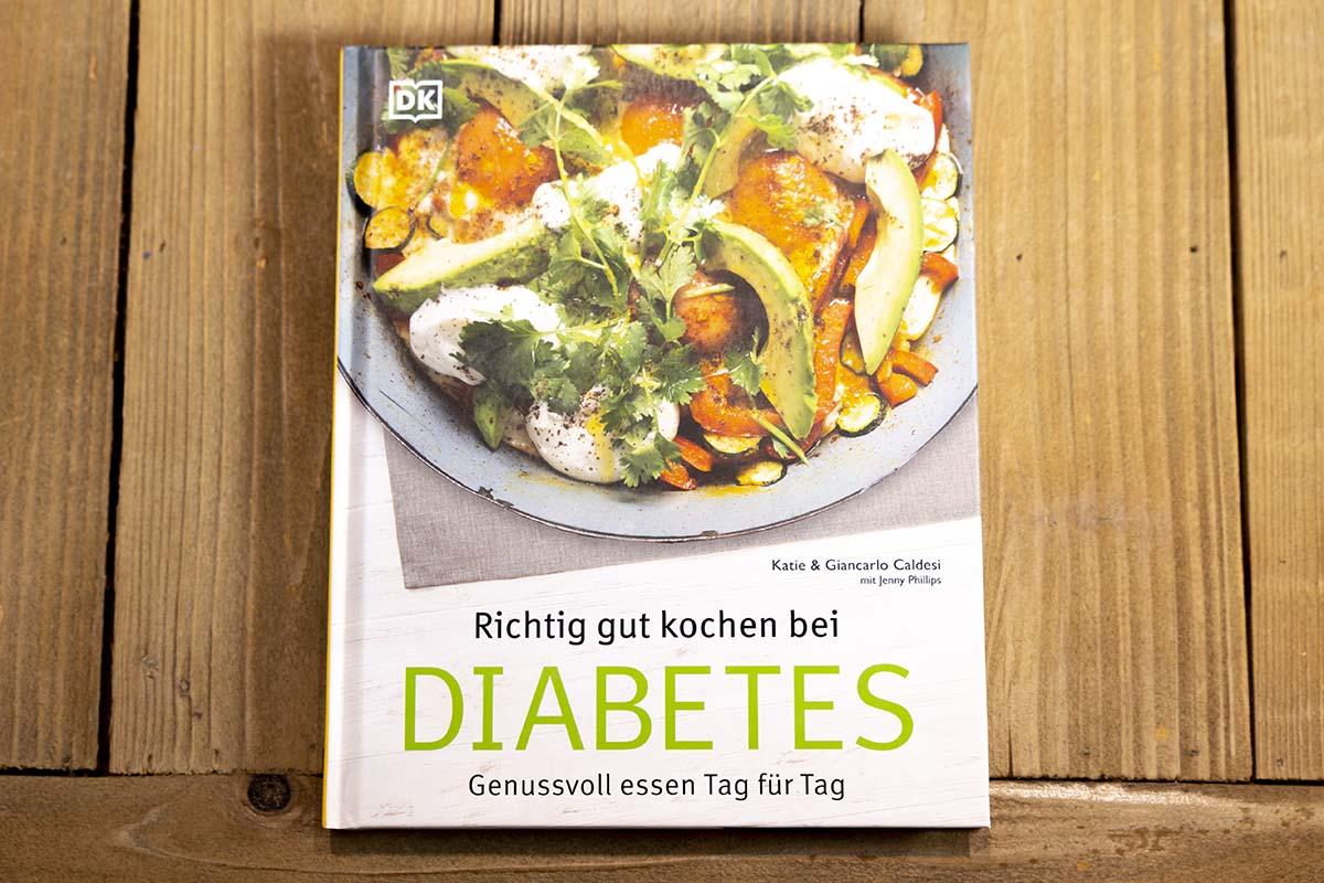 Richtig gut kochen bei Diabetes / 19,95 €