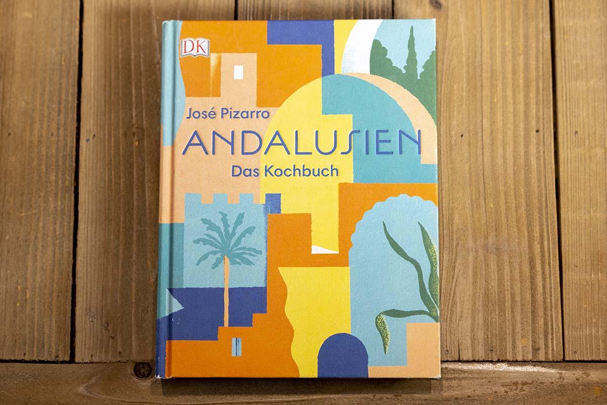 Andalusien - Das Kochbuch / 24,95 €