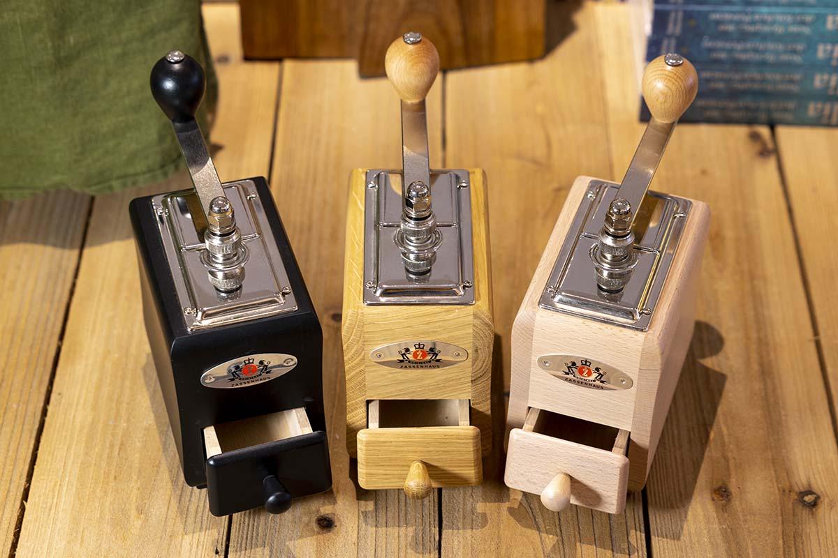 Zassenhaus: Kaffeemühle / 99,95 €