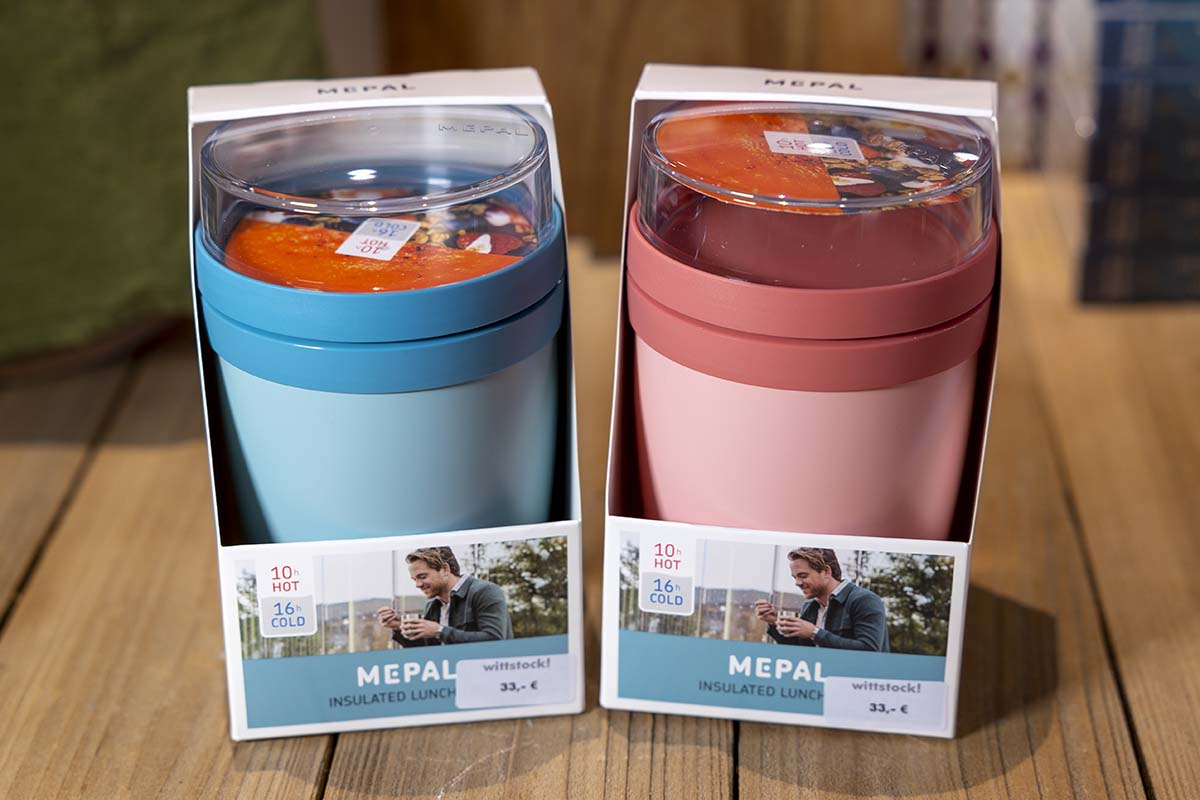 Mepal: Thermo-Lunch Pot / 33,00 €