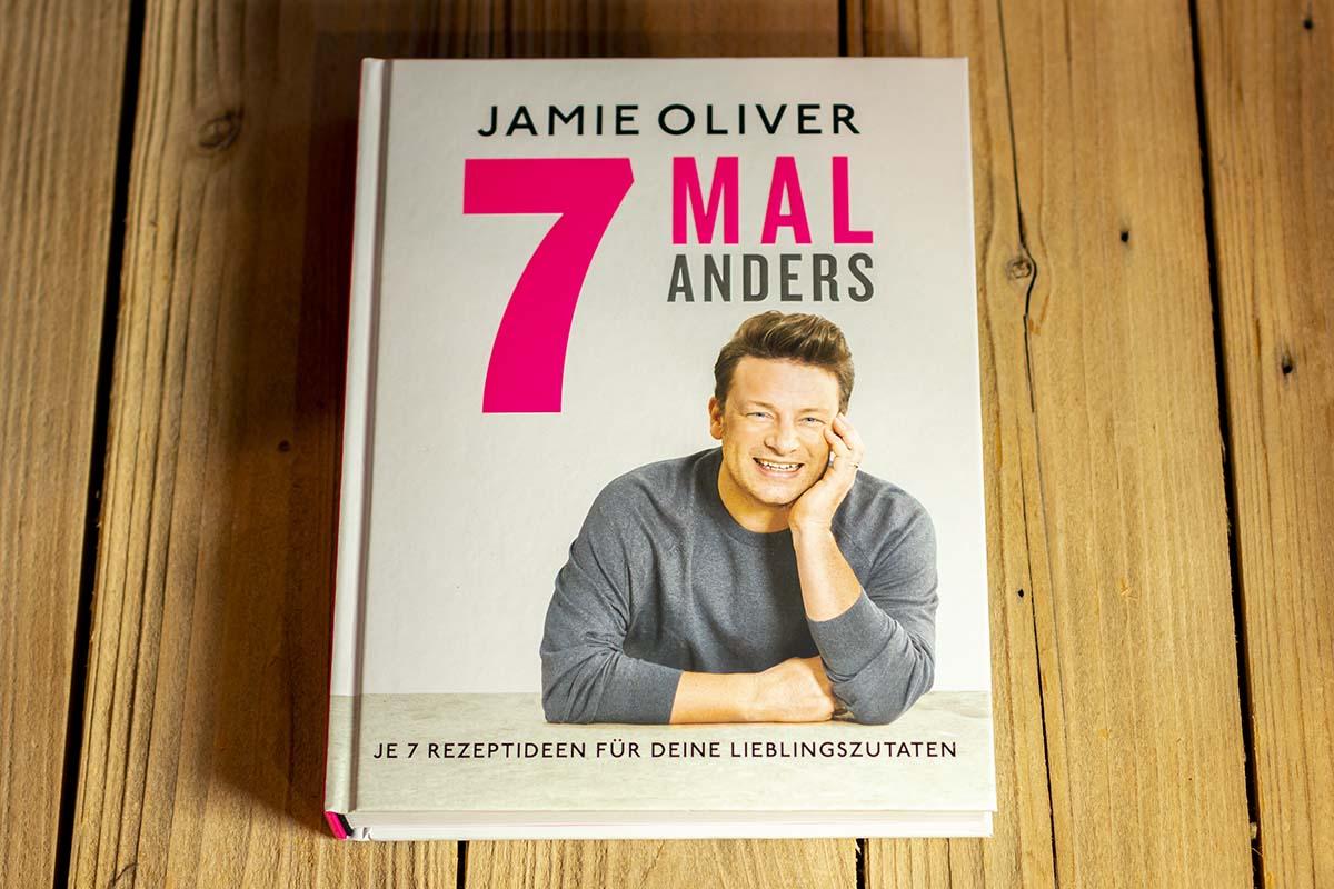 Jamie Oliver - 7 mal anders / 26,95 €