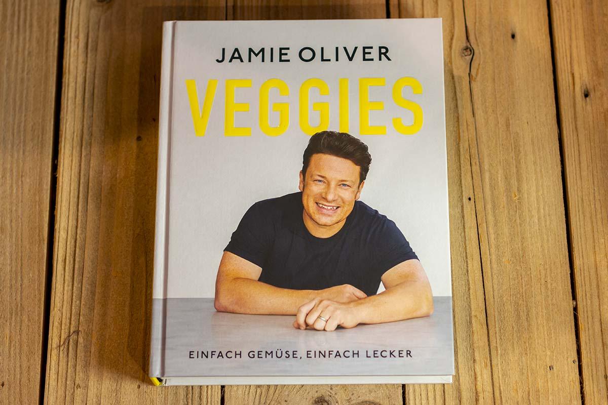 Jamie Oliver - Veggies / 26,95 €