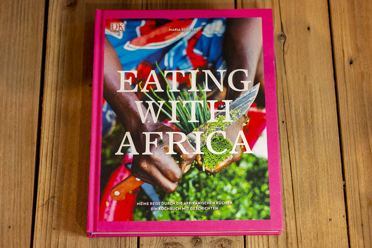Eating with Africa / 29,95 €