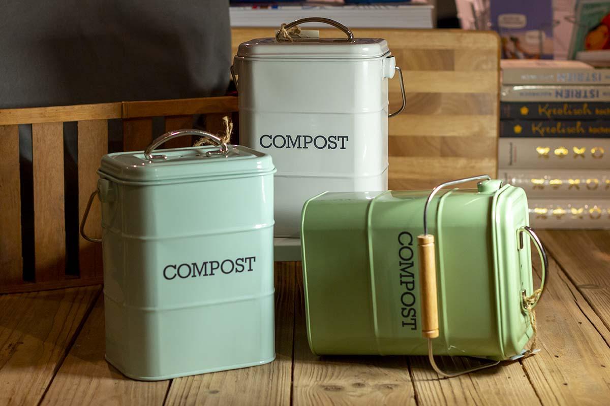 Kitchen Craft: Kompostbehälter / 24,95 €