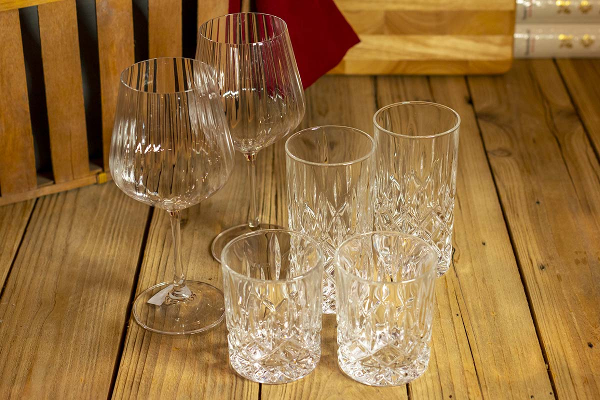 Nachtmann: Gin-Tonic-Gläser / ab 4,95 €