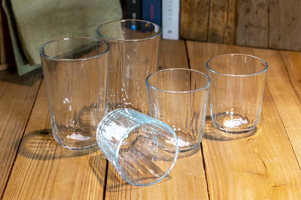 Eva Solo: Trinkglas / 5,50 € / 8,50 €