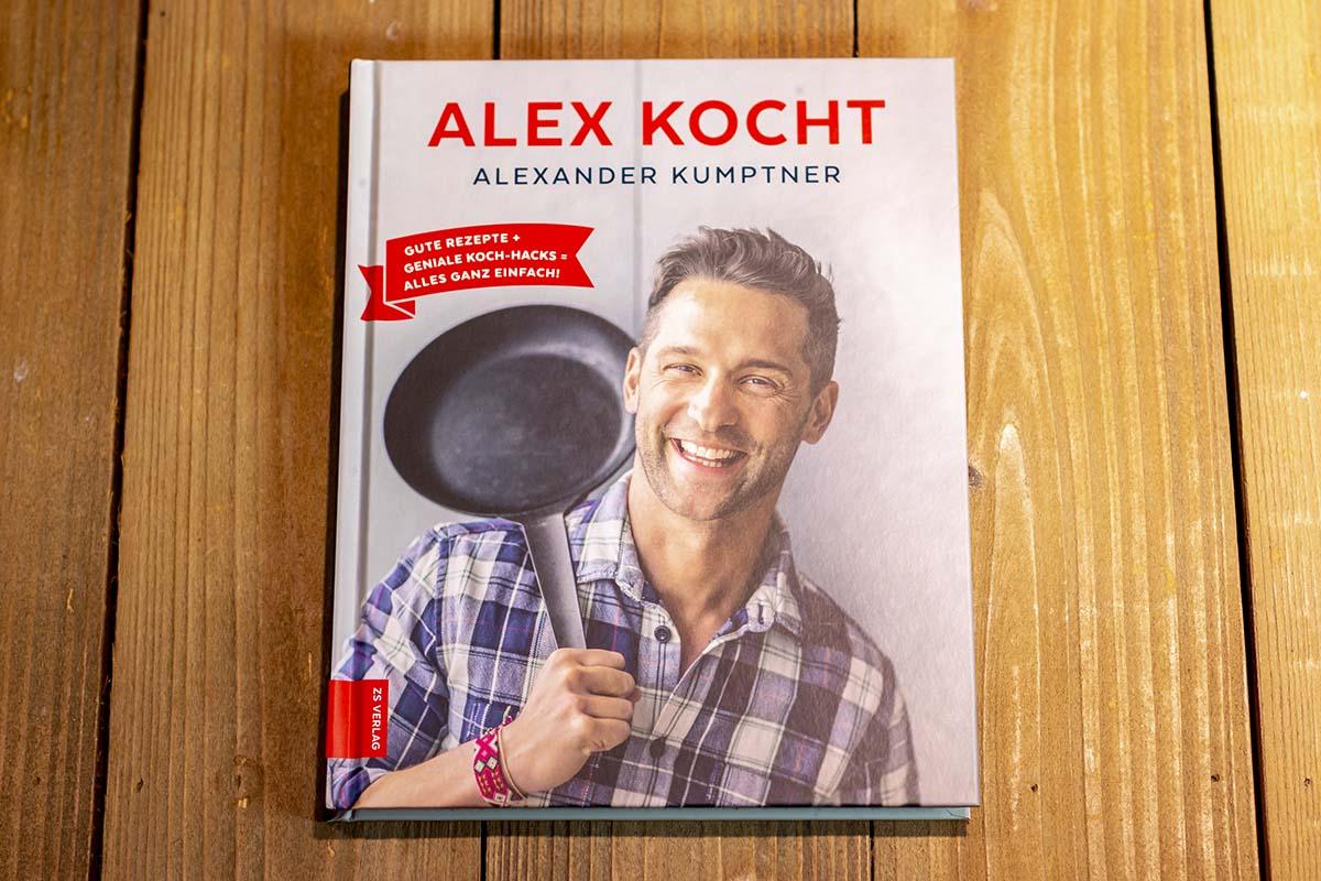 Alex kocht / 19,99 €