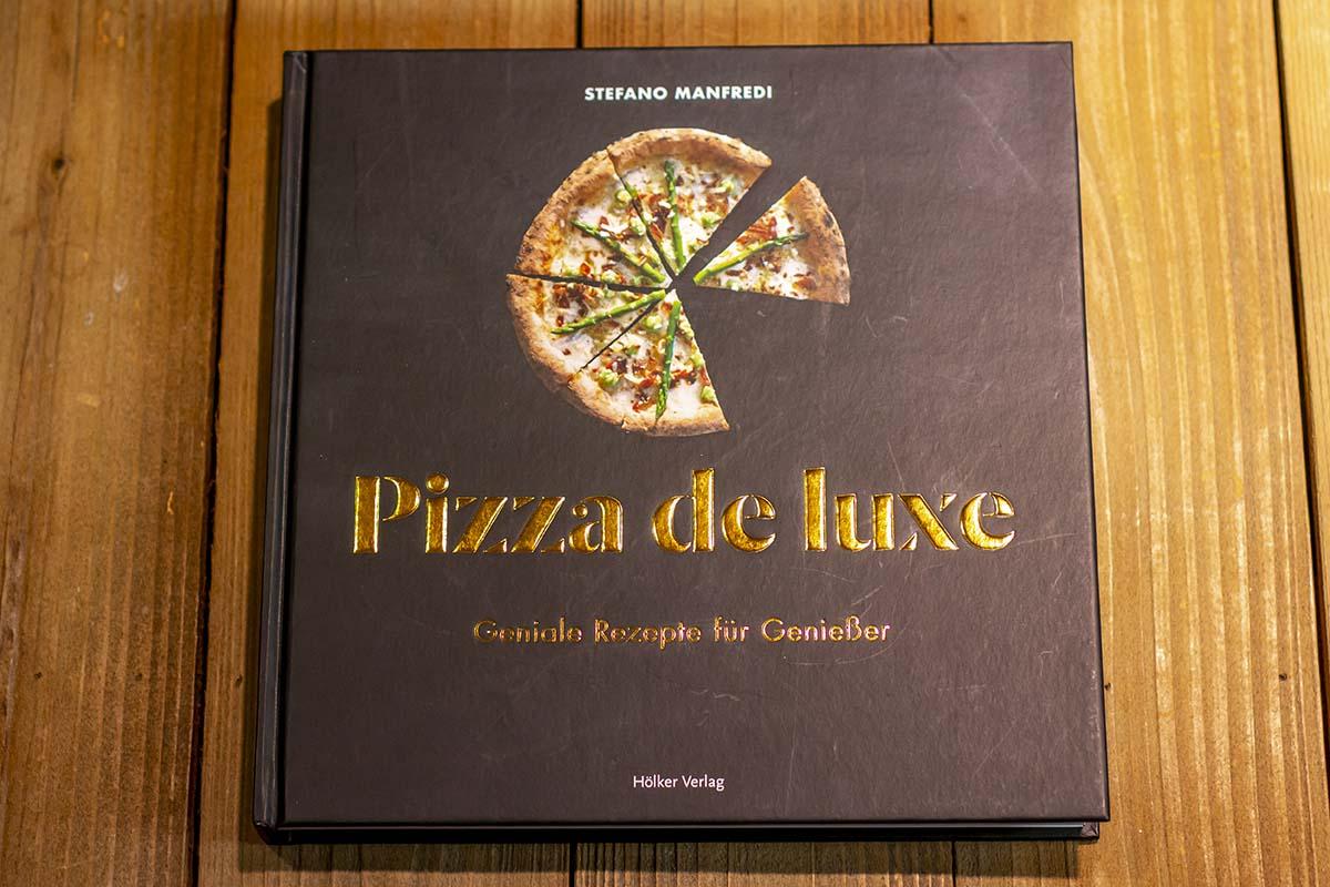 Pizza de luxe / 29,95 €