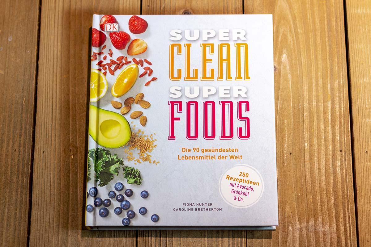 Super Clean Super Foods / 16,95 €